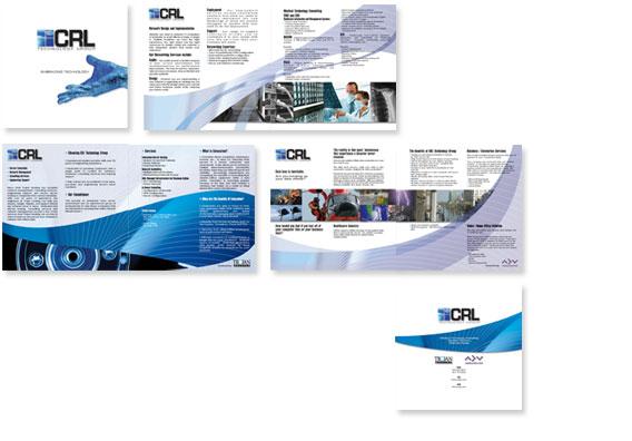 Information Technology Brochure Technology Brochure