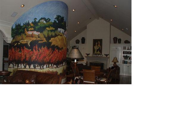 Siracusa design murals hoyt mural - Decor mural a tapisser ...